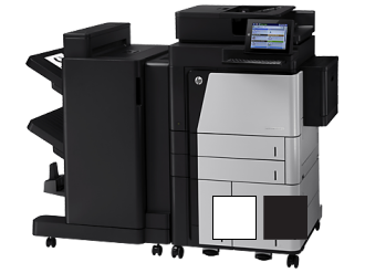 Ir a la sección impresoras HP Negro